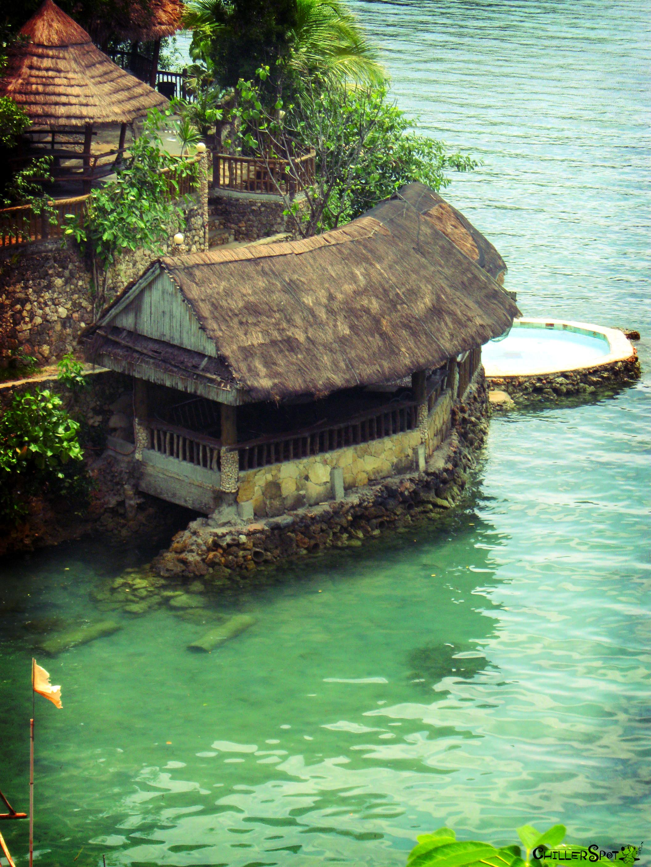 Breathtaking View   Tinagong Dagat  Sipalay City  Negros